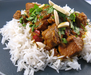Burmese Pork Curry