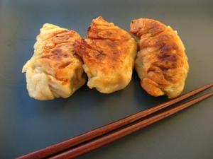 Shrimp and Pork Potstickers