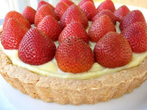 Ina Garten's Fresh Fruit Tart
